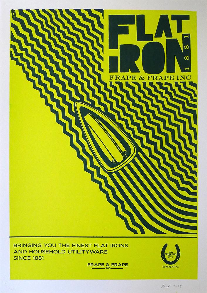 Oli Frape – Flat Iron