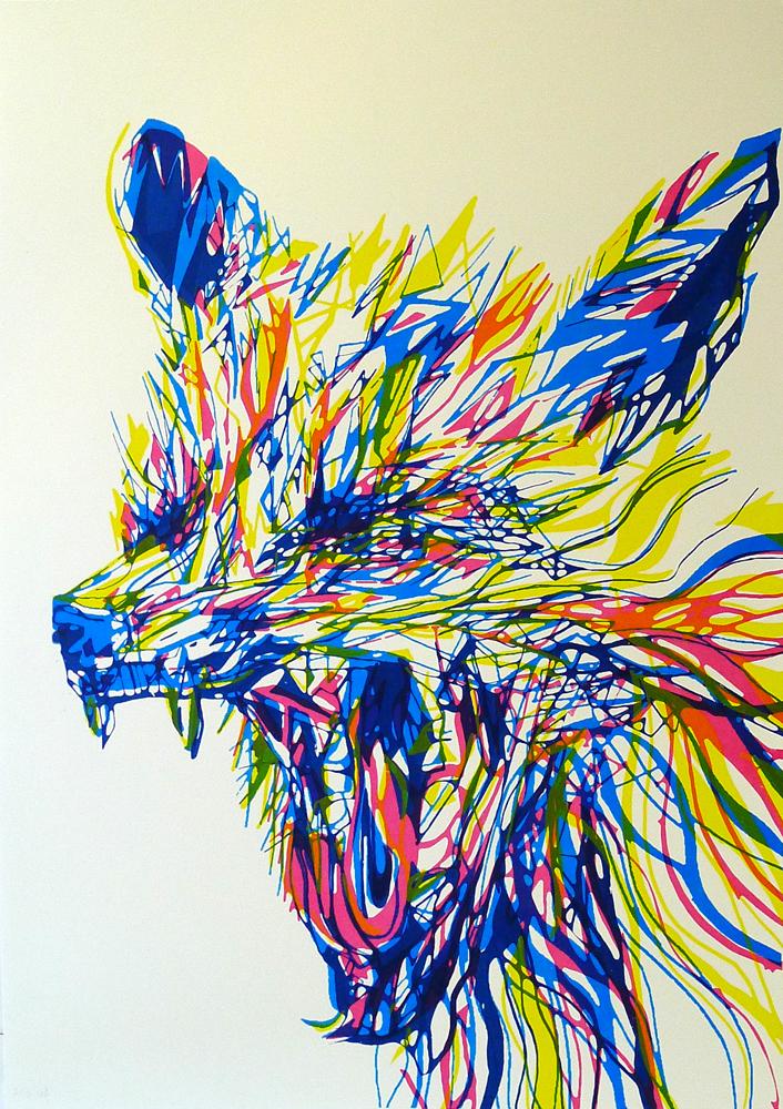 Claudine-OSullivan-Yawning-Fox