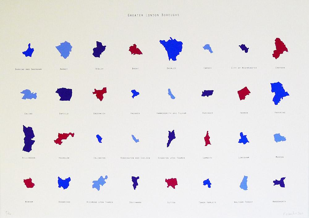 Paul-Neicho-Greater-London-Boroughs