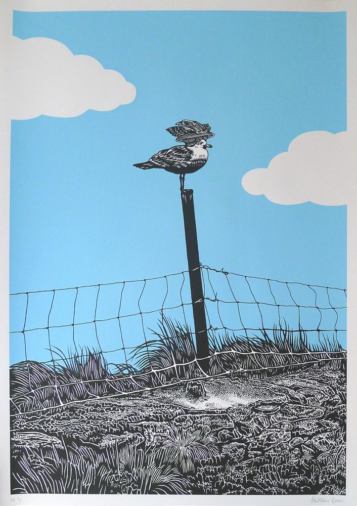 Seagull Print Club London