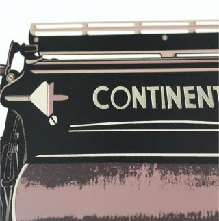 Simon Fitzmaurice-Continental Typewriter