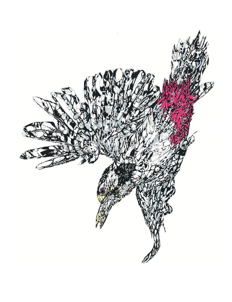 Susie Wright - Woodpecker