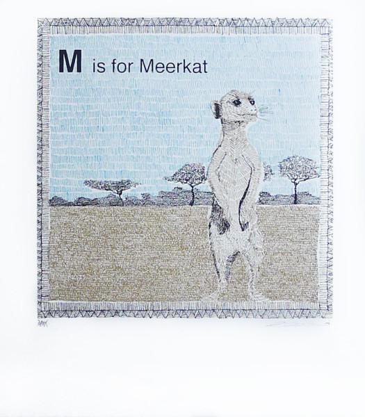Clare-Halifax-M-is-for-Meerkat