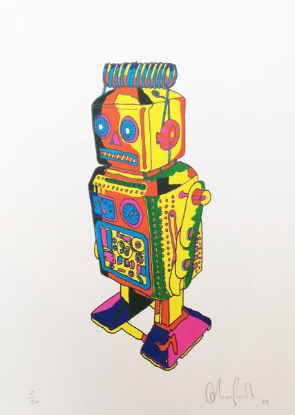 RobotWeb