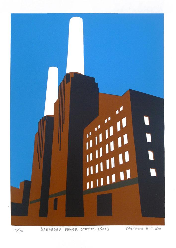 Caroline-Koo-Battersea-Power-Station-Sky