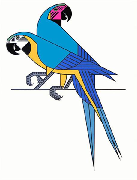 Clifford-Richards-Parrots
