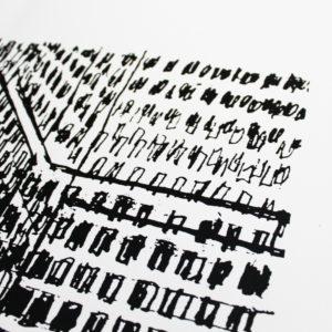 Bob Gill Traffic Print Club London