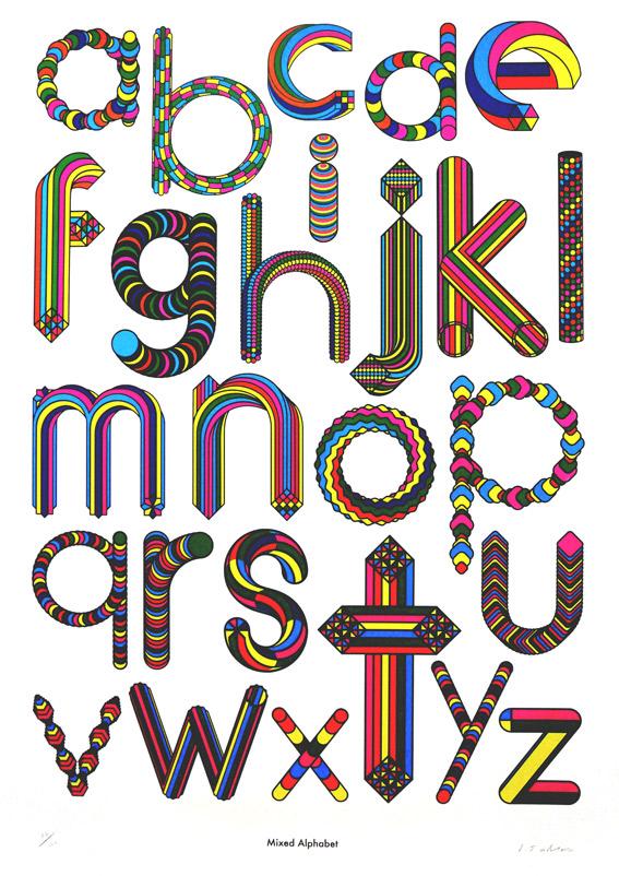 Steve-Wilson-Mixed Alphabet