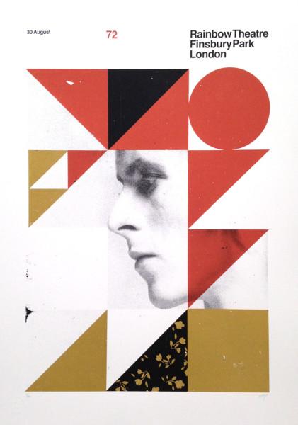 Concepcion Studios - David Bowie/Rainbow Theatre