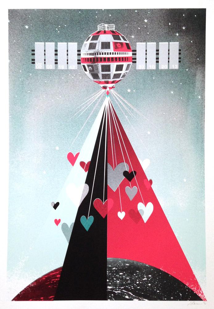 Johnathan Reiner - Satellite of Love