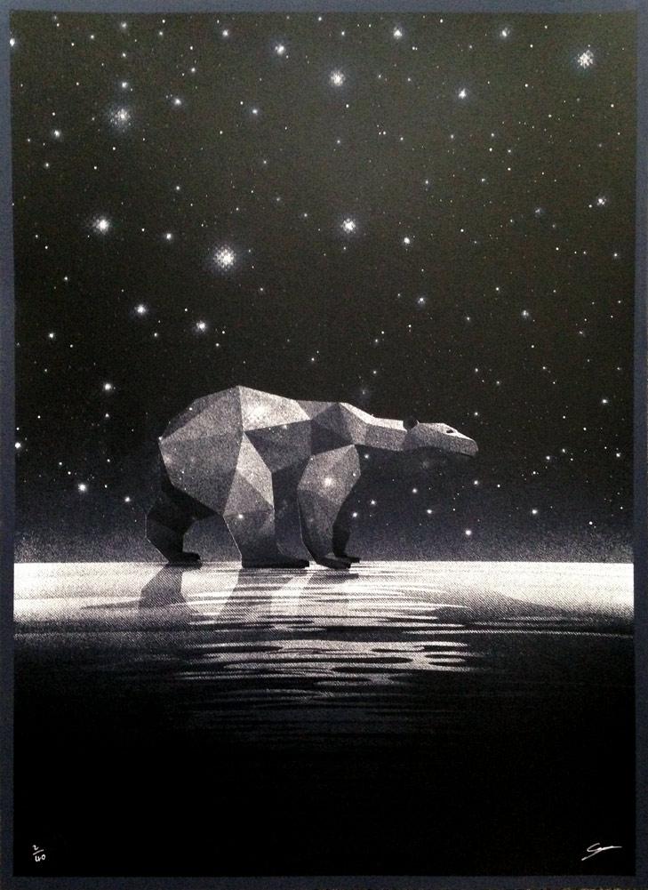 Caspar Williamson - Polar Bear