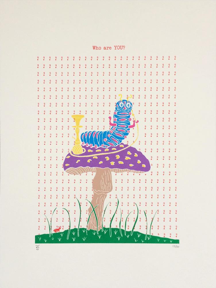 Liz-Whiteman-Smith-Alice-in-Wonderland-The-Caterpillar