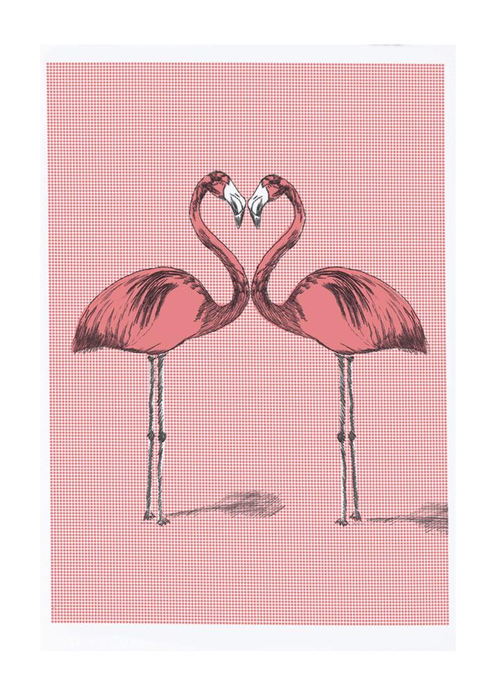 James-Nielsen-Happy-Flamingoes