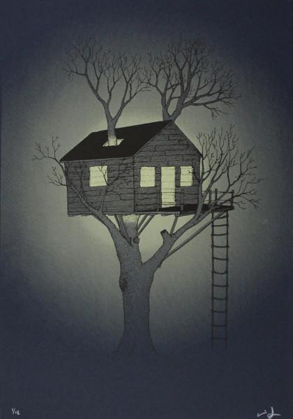 Louis Craig Carpenter - Treehouse Retreat