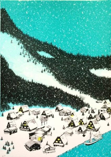 Louis Carpenter — Snowy Harbour