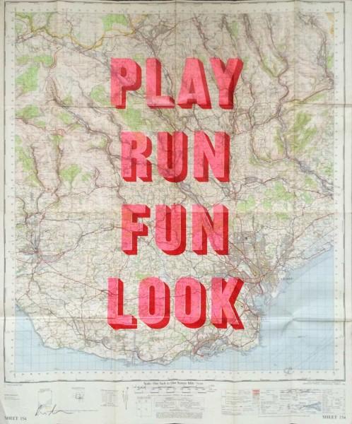 Play Run Fun Look