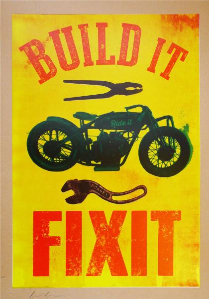Dave-buonaguidi-Build-It-Ride-It-Fix-It-Indian-Screen-Print-London