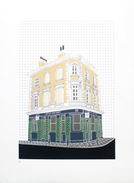 Liz-Whiteman-Smith-Labour-&-Wait-Screen-Print-London