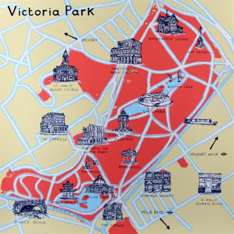 Simon Fitzmaurice – Victoria Park