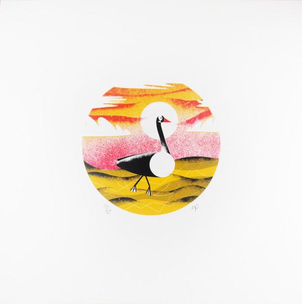 Tom-Camp-Ay-Up-Duck-Print