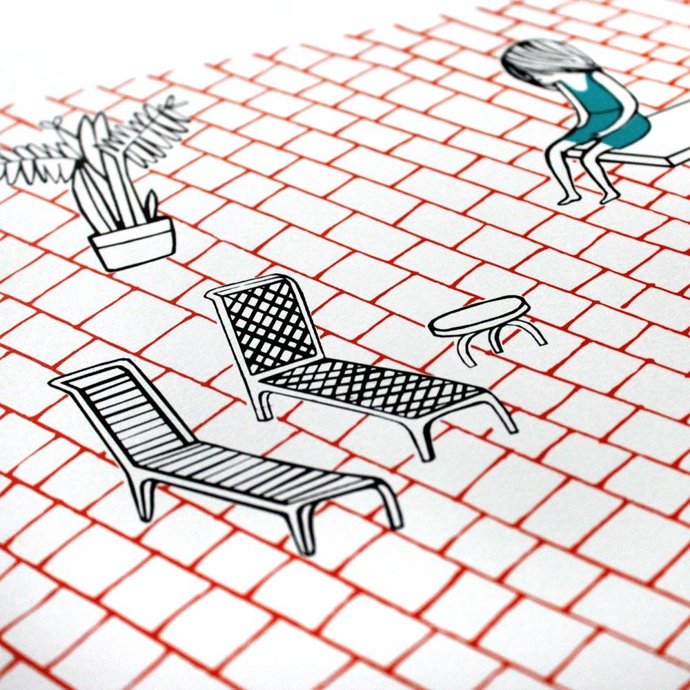 Ashley Amery – Swimming Pool