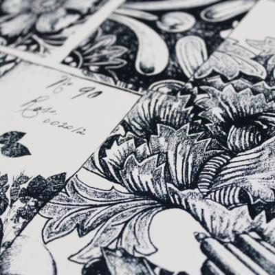 Lucille Clerc William Morris Gallery Print Club London
