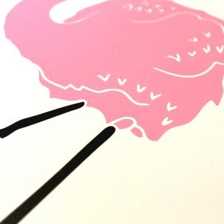 Susie Wright – Flamingo