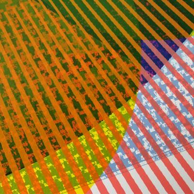 Kate Gibb Spring Breaker print club london 2