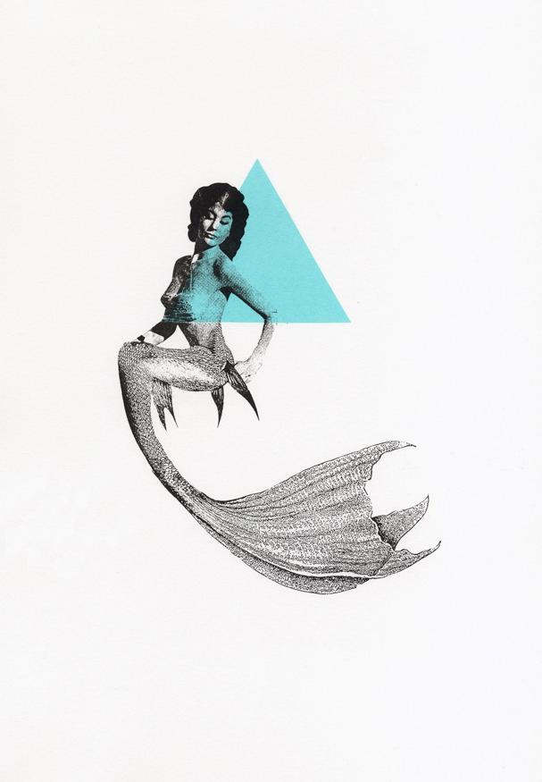 Meggie-Wood-Turquoise-Mermaid