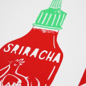 Aleesha Nandhra Know Your Condiments Print Club London