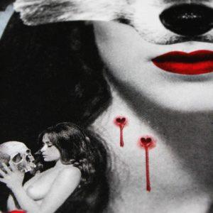 Cassandra Yap Dracula Summer Screen Prints