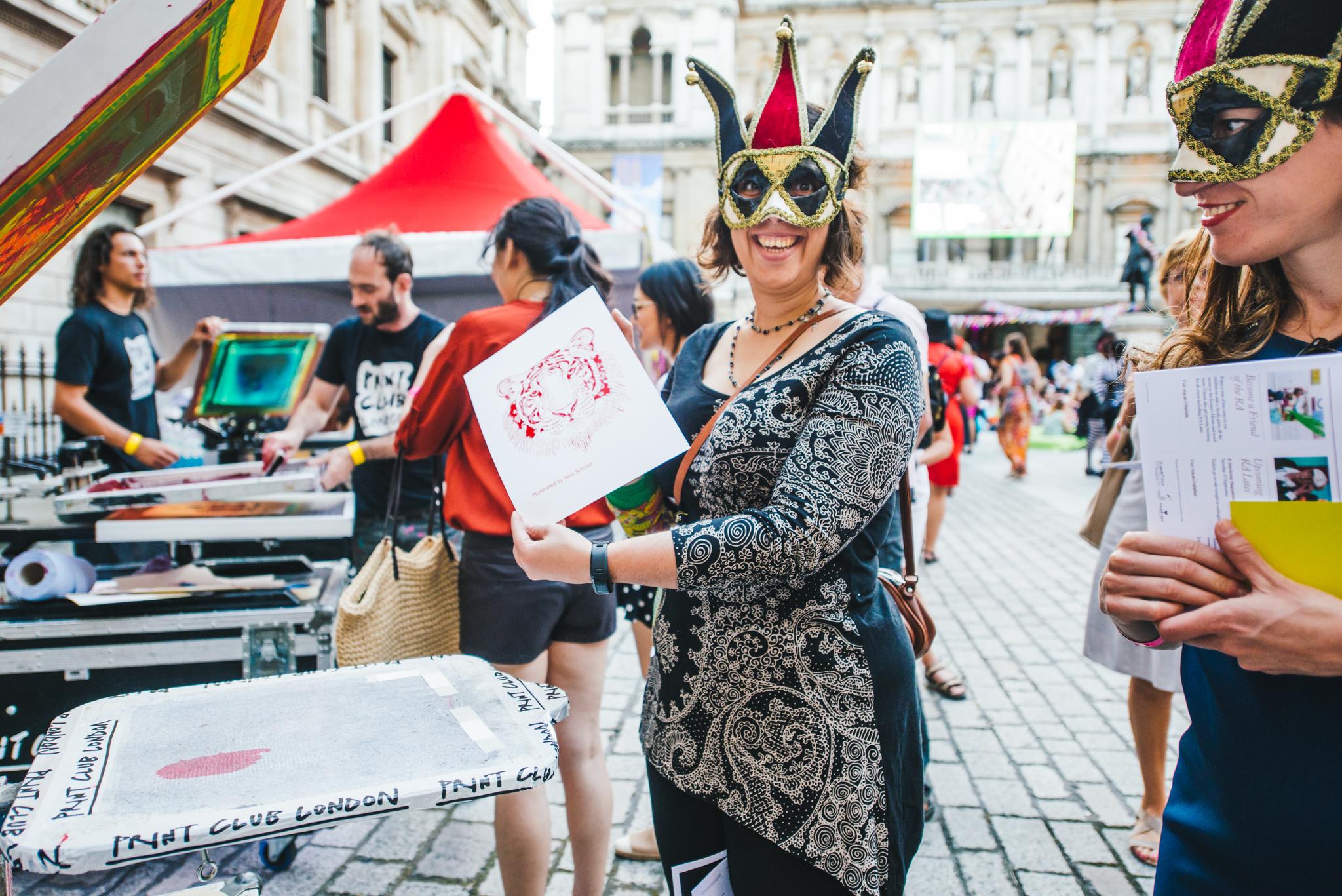 RA Lates The Summer Circus (c) Carolina Faruolo 3
