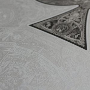 57 Design Ace Of Spades II Print Club London Screen Print