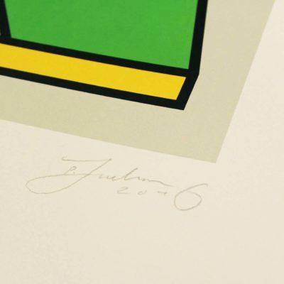 Grey Peter Judson Print Club London