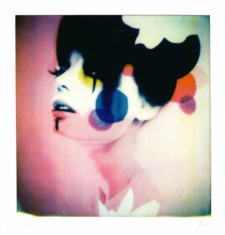 Andrew Millar Pink Light Print Club London Screen Print