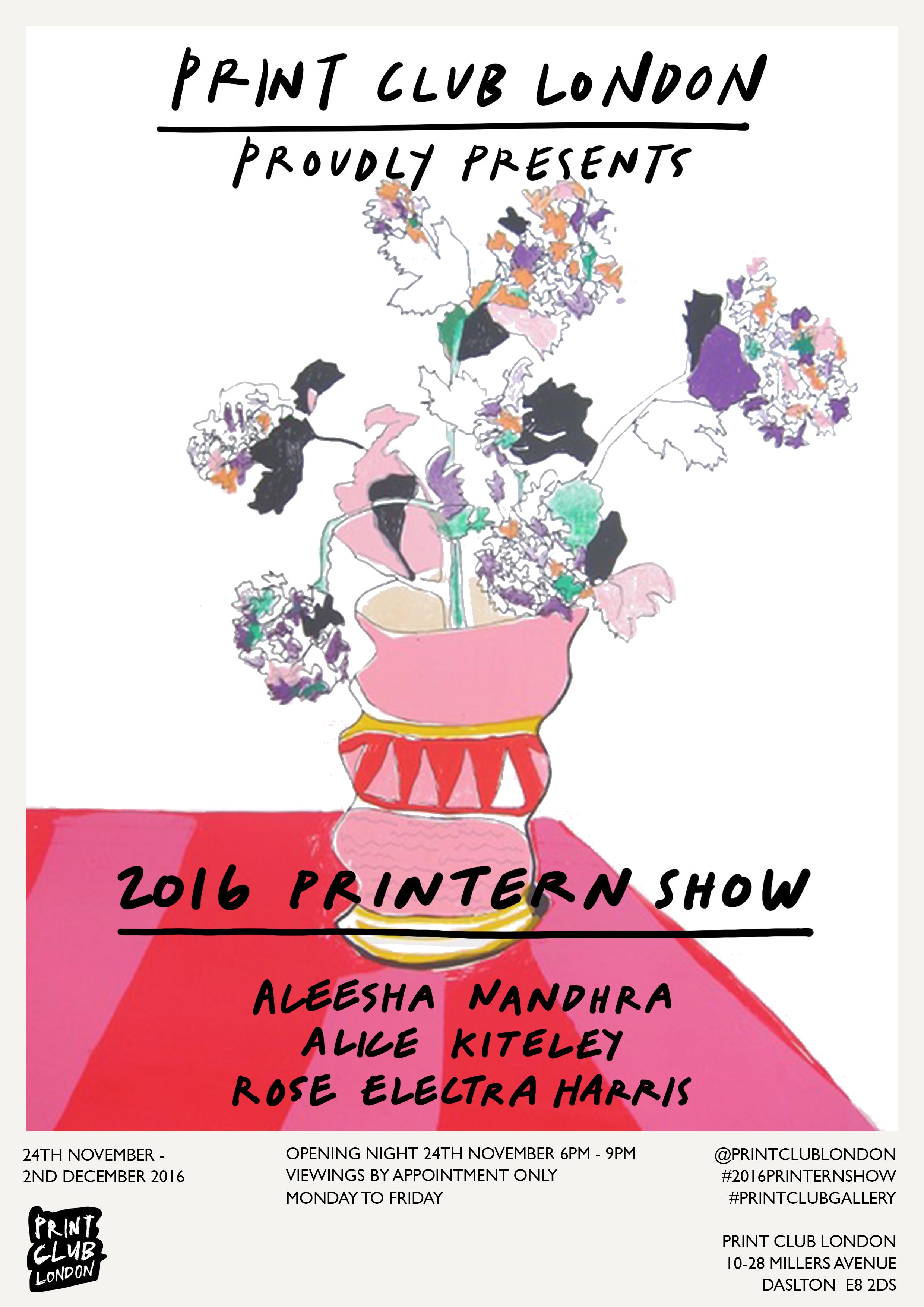 2016 Printern Show - Rose