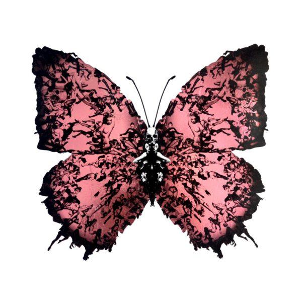Deliverance pink foil