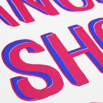 Francesca Tiley Dancing Shoes Print Club London