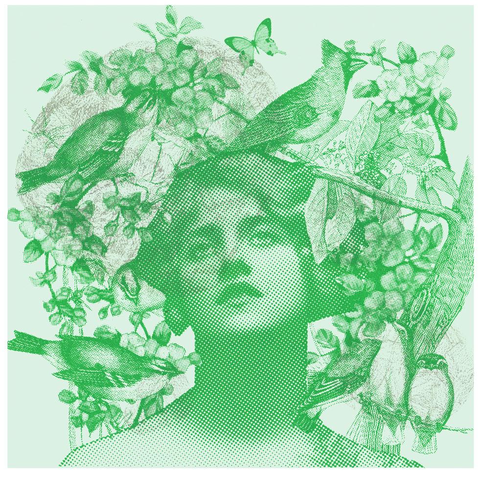 Cecelia Alice Kiteley Print Club London Screen Print