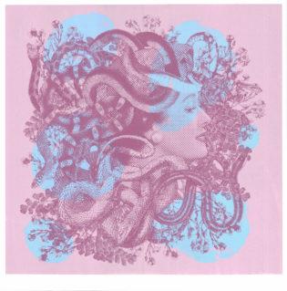 Eve by Alice Kiteley Print Club London Screen Print