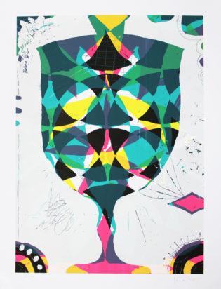 The Vase Gfeller & Hellsgård Print Club London