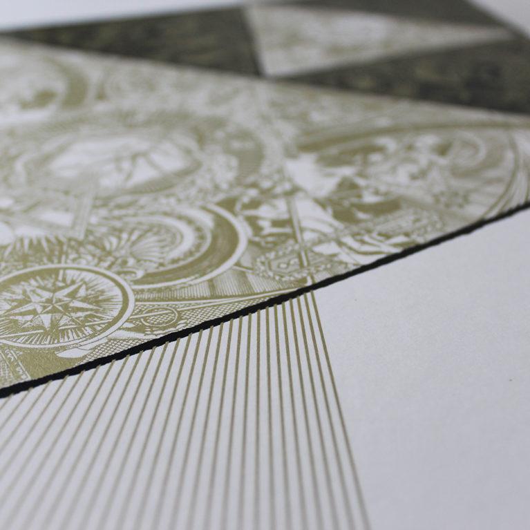Gateway 57Design Print Club London Screen Print