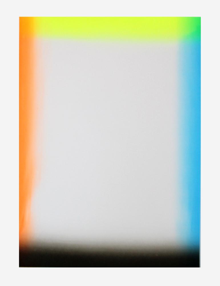Gradient Frame by Gfeller & Hellsgaård || Print Club London