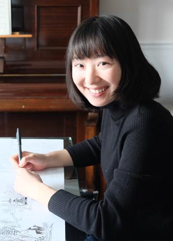 Yijing Li