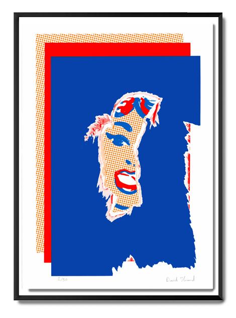 David Shand Poster Girl