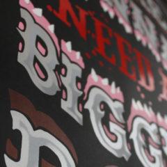 Jaws RYCA Print Club London Screen Print