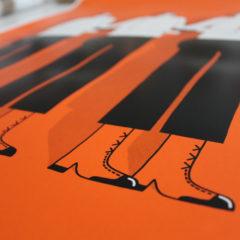 In Bruges Rozalina Burkova Print Club London Screen Print