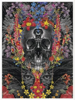 Nothing Matters Dan Hillier Print Club London Screen Print