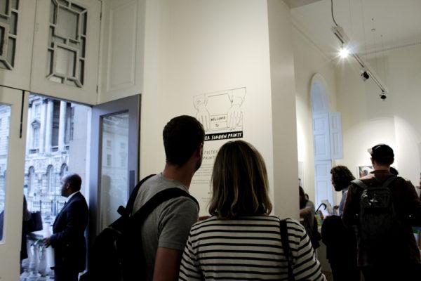 Summer Screen Prints Print Club London Screen Print