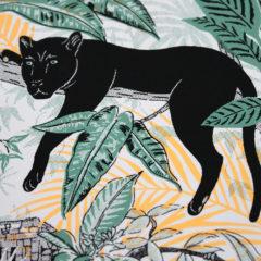 Seoni Jungle Jacqueline Colley Print Club London Screen Print